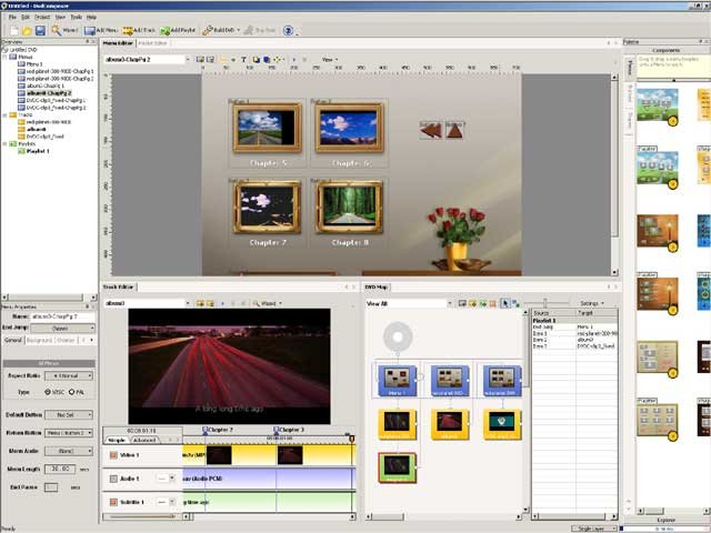 DVDComposer version 1.0.5