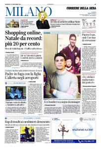 Corriere della Sera Milano – 22 dicembre 2019