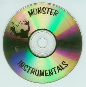 VA – Monster Instrumentals – CD 01