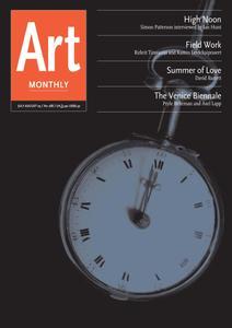 Art Monthly - Jul-Aug 2005   No 288