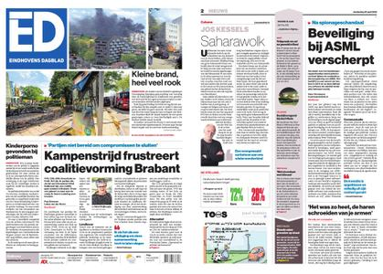 Eindhovens Dagblad - West – 25 april 2019