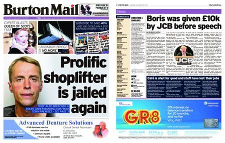 Burton Mail – January 29, 2019