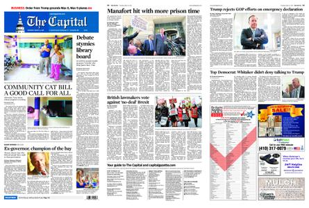 The Capital – March 14, 2019