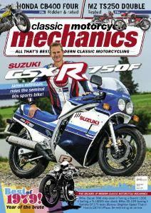 Classic Motorcycle Mechanics - November 2016
