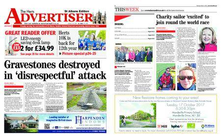 The Herts Advertiser – October 12, 2017
