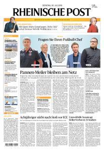 Rheinische Post – 30. Juli 2019