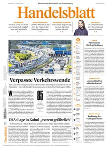 Handelsblatt - 30 August 2021