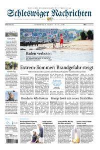 Schleswiger Nachrichten - 26. Juli 2018