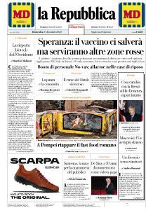 la Repubblica - 27 Dicembre 2020