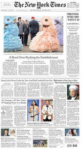 The New York Times  January 09 2017