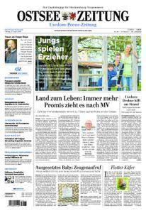 Ostsee Zeitung Wolgast - 27. April 2018