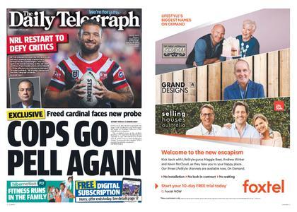 The Daily Telegraph (Sydney) – April 14, 2020
