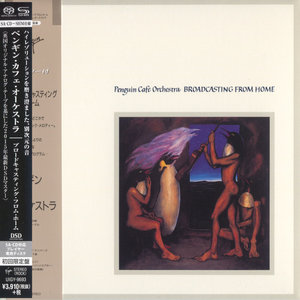 The Penguin Cafe Orchestra - Broadcasting From Home (1984) [Japanese Limited SHM-SACD 2015] PS3 ISO + Hi-Res FLAC