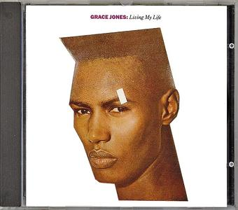 Grace Jones - Living My Life (1982) [1987, Reissue]
