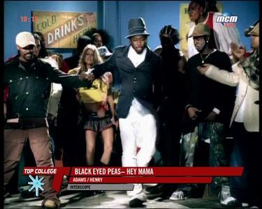 Black Eyed Peas, «Hey Mama» (VideoClip)