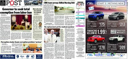 The Guam Daily Post – January 31, 2019