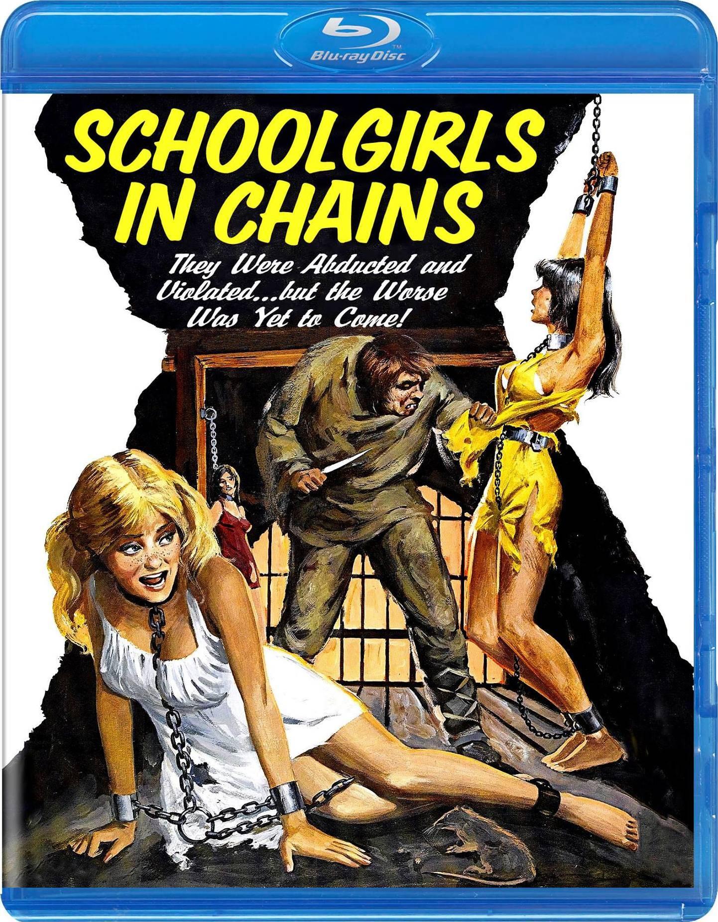 Schoolgirls in Chains (1973) [w/Commentaries]