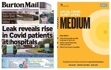Burton Mail – October 23, 2020