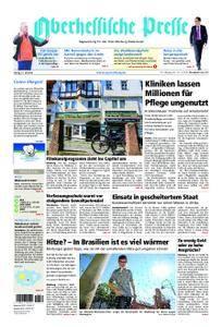 Oberhessische Presse Marburg/Ostkreis - 27. Juli 2018