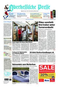 Oberhessische Presse Marburg/Ostkreis - 31. Januar 2019