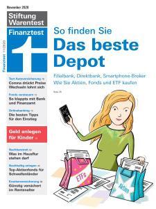 Finanztest - November 2020