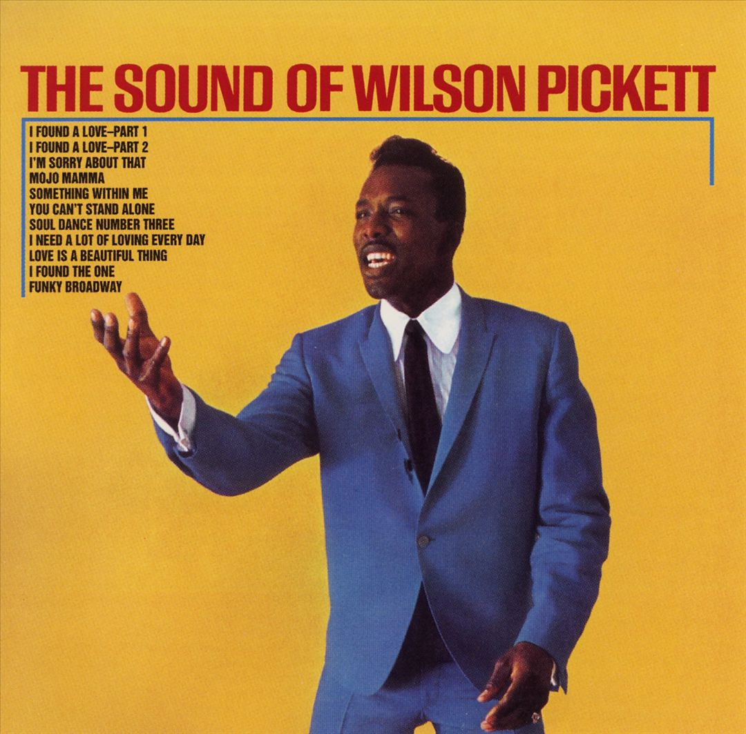 Wilson Pickett - The Sound Of Wilson Pickett (1967/2012) [Official Digital Download 24bit/96kHz]