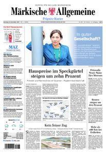 Märkische Allgemeine Prignitz Kurier - 14. November 2017