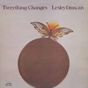 Lesley Duncan - Everything Changes (1974) UK 1st Pressing - LP/FLAC In 24bit/96kHz