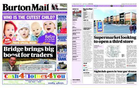 Burton Mail – November 14, 2017