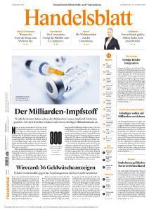 Handelsblatt - 20 August 2020