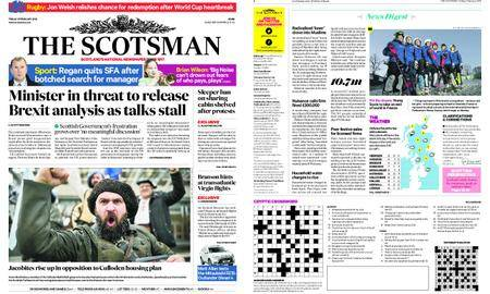 The Scotsman – February 02, 2018