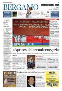 Corriere della Sera Bergamo – 27 novembre 2020