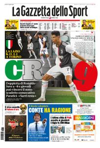 La Gazzetta dello Sport – 21 luglio 2020