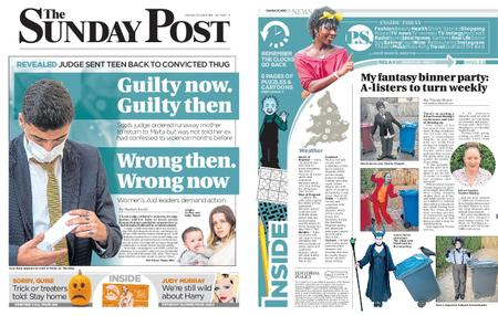 The Sunday Post English Edition – October 25, 2020