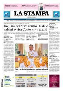 La Stampa Imperia e Sanremo - 28 Luglio 2018