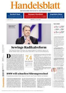Handelsblatt - 08. Juli 2019