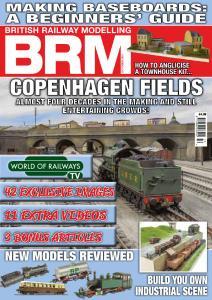 British Railway Modelling - October 2021