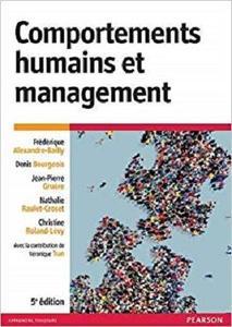 Comportements humains et management by Frédérique Alexandre-Bailly