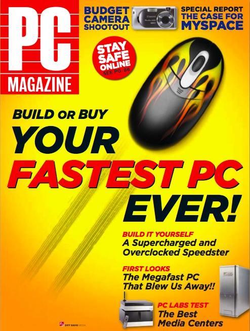 PC Magazine - July 2006