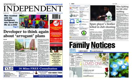 Enfield Independent – July 15, 2020