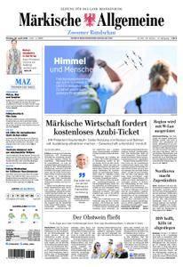 Märkische Allgemeine Zossener Rundschau - 30. April 2018