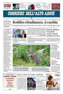 Corriere dell'Alto Adige – 23 febbraio 2019