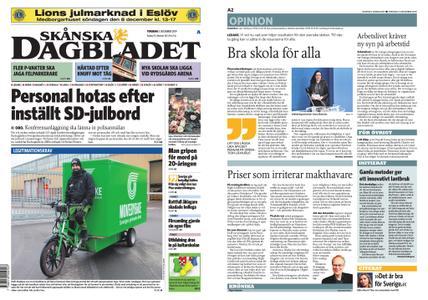 Skånska Dagbladet – 05 december 2019