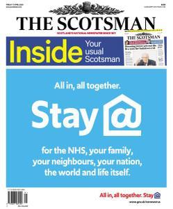 The Scotsman - 17 April 2020