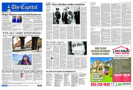 The Capital – March 24, 2020