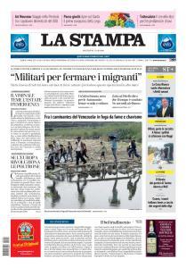 La Stampa Torino Provincia e Canavese - 9 Luglio 2019