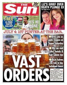 The Sun UK - 24 June 2020