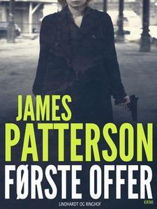 «Første offer» by James Patterson