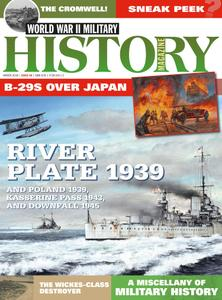 World War II Military History Magazine - Issue 46 - Winter 2018/19