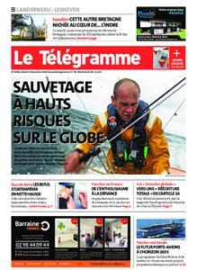 Le Télégramme Landerneau - Lesneven – 01 décembre 2020